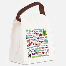 Twi Mem3 Blanket Canvas Lunch Bag