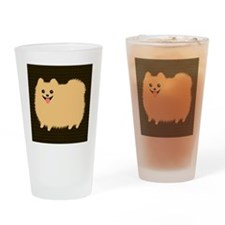 pomtile Drinking Glass