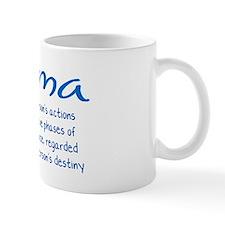 karma-2011-blue-child Mug