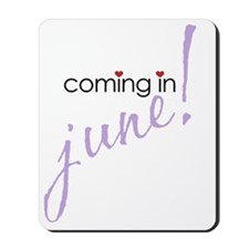 june Mousepad
