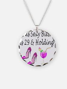 Slide12 Necklace