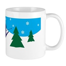 tele holiday  Mug