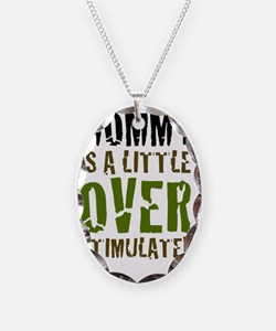 MommyIsALittleOverstimulated2 Necklace