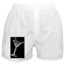 Martini_8Ball_tile box Boxer Shorts