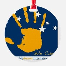 PDI Hand We Can website Ornament