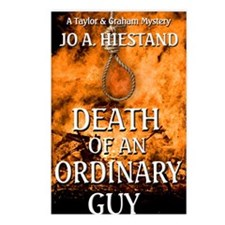 Death of an Ordinary Guy Postcards (Package of 8)