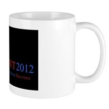 Newt YardSignBlack(logLine) Mug