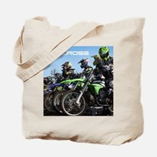 MotoCross Calendar Cover Tote Bag