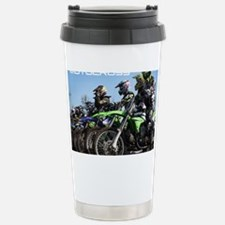 MotoCross Calendar Cover Travel Mug