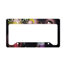 The Category5 TV Season 5 Cre License Plate Holder