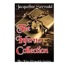 The Inferno Collection Postcards (Package of 8)