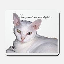 Cat-Bag-5 Mousepad