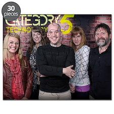 The Category5 TV Season 5 Crew Puzzle