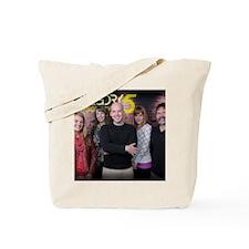 The Category5 TV Season 5 Crew Tote Bag