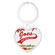 AverageJoes Heart Keychain