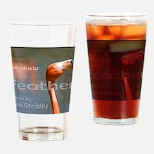 FEATHERSFINALSMALLCOV Drinking Glass
