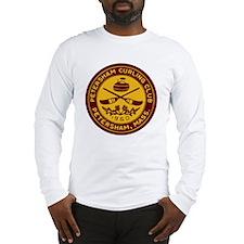 pcc_seal_gold_on_crimson_bleed Long Sleeve T-Shirt