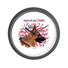 GSD Pride Wall Clock