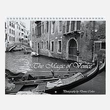 The Magic of Venice Wall Calendar