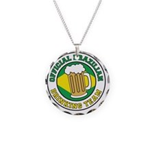 Brazilian Drinking Team Necklace
