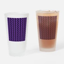 Zipper Drinking Glass