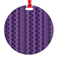 Zipper Ornament