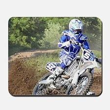 jordan motocross calender Mousepad