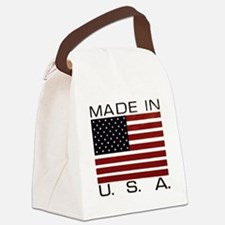 MADE IN USA VII Canvas Lunch Bag