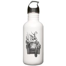 Jackaloped Water Bottle