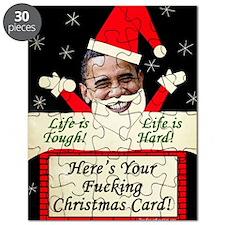 obamafchristmascard2011 Puzzle