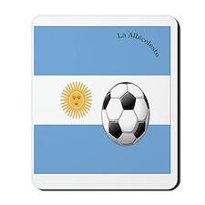 argentina copy Mousepad