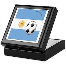 argentina copy Keepsake Box