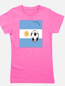 argentina copy Girl's Tee