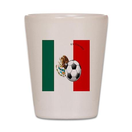 mexico copy Shot Glass