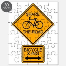 Share the Road Puzzle