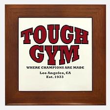 Tough Gym 2 Framed Tile