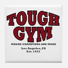 Tough Gym 2 Tile Coaster