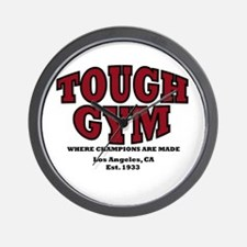Tough Gym 2 Wall Clock