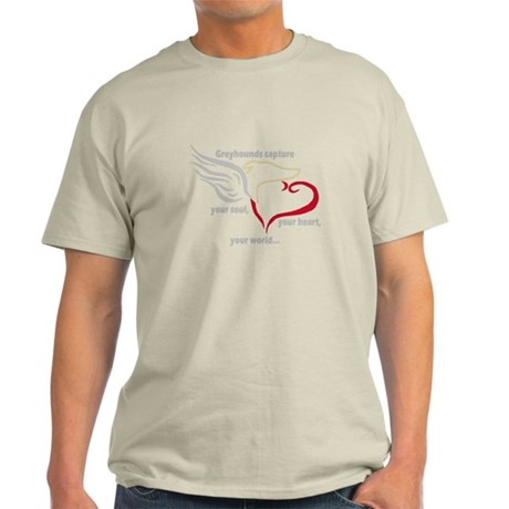 SOUL HEART AND WORLD NATURAL TEE