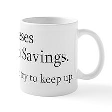 NoSavings_PNG Mug