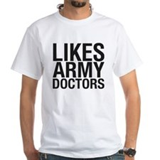 LIKES_ARMY_DOCTORS_CP Shirt