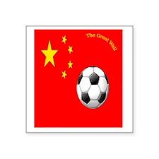 "china copy Square Sticker 3"" x 3"""