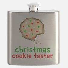 Xmas Cookie Taster Flask