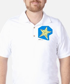 Shopping Star Golf Shirt