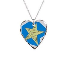 Shopping Star Necklace