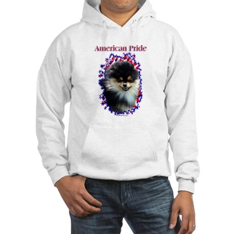 Pomeranian Pride Hooded Sweatshirt