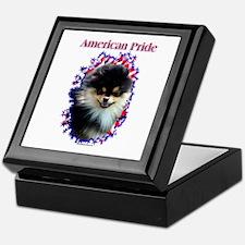 Pomeranian Pride Keepsake Box