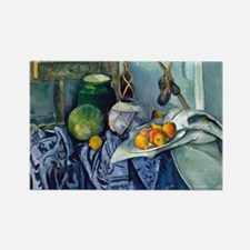 Still Life with a Ginger Jar and Eggplants - Paul