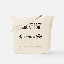Extinction Equation Tote Bag