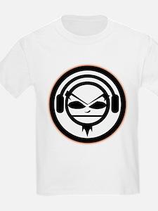 Angry Dj Kids T-Shirt